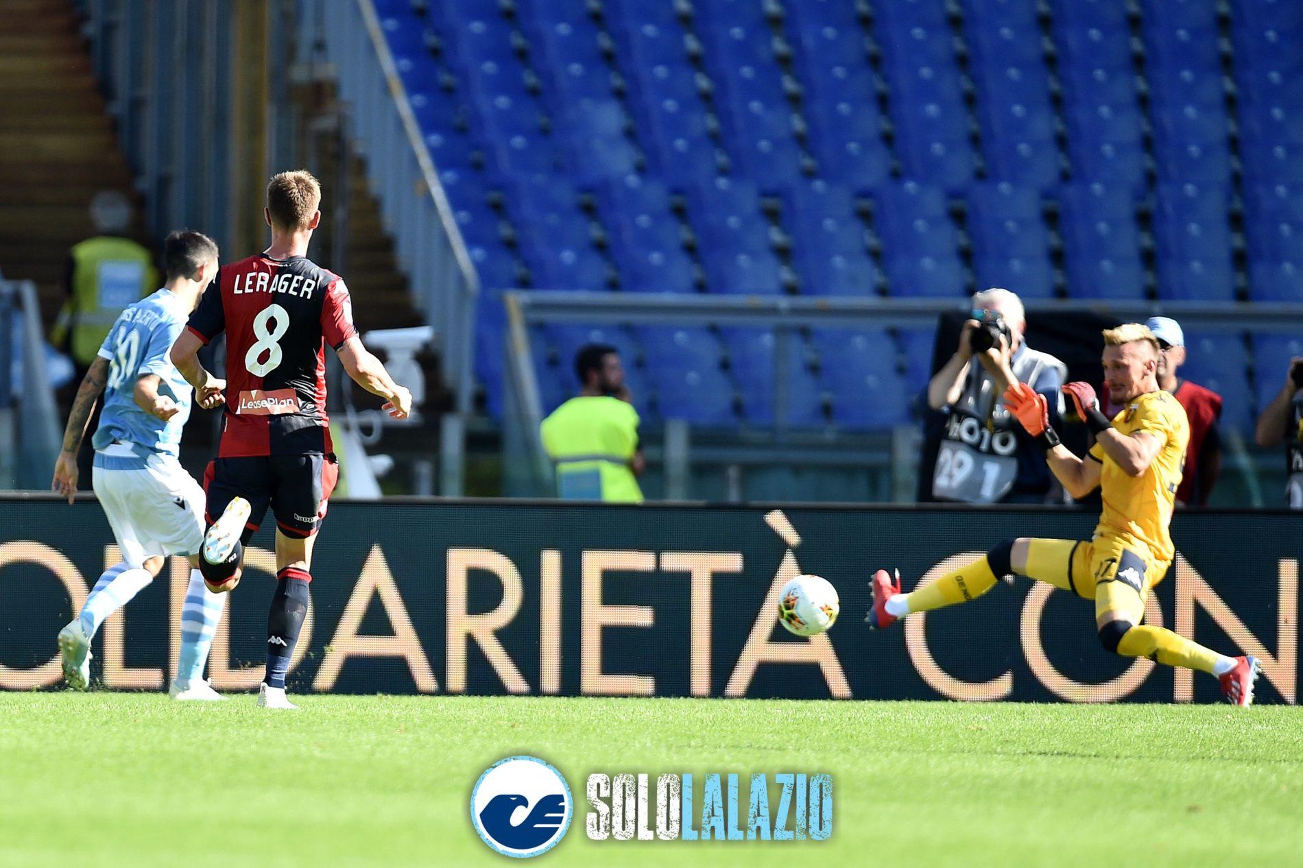 Lazio - Genoa, Ionut Radu