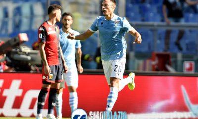 Lazio - Genoa, Stefan Radu