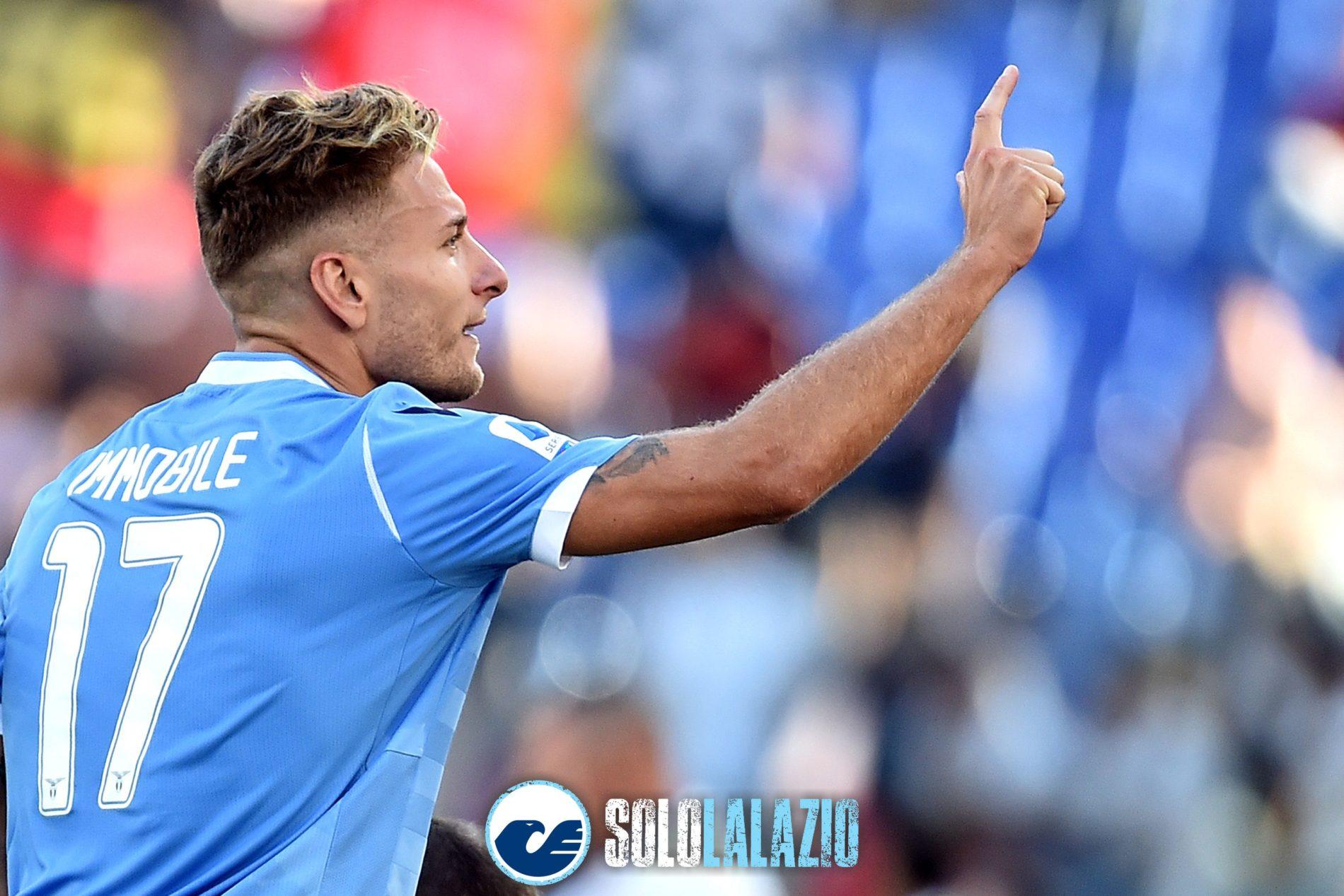 Una formazione nel segno della Lazio: parola di WhoScored