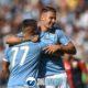 Lazio - Genoa, Sergej Milinkovic e Adam Marusic