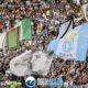 Lazio - Genoa, Curva Nord