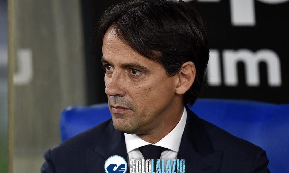 Roma - Lazio, segui la conferenza di Inzaghi insieme a noi