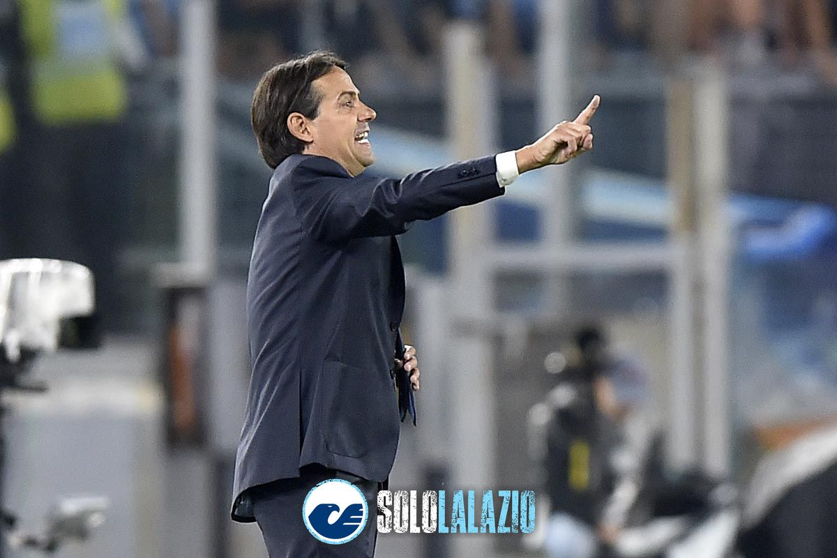 Lazio - Parma, Simone Inzaghi