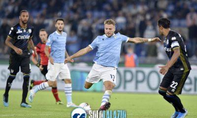 Lazio - Parma, Ciro Immobile