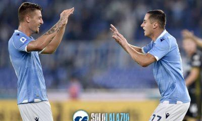 """Lazio - Parma, Marusic: """"Sono contento del gol davanti ai nostri tifosi"""""""