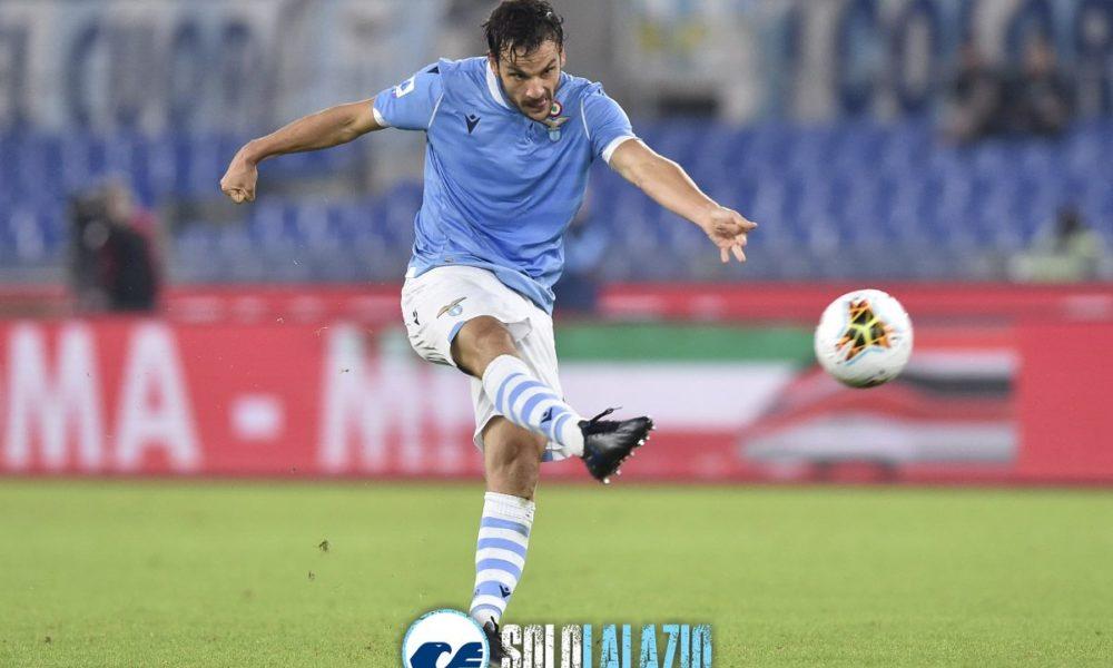 Lazio - Parma, Marco Parolo
