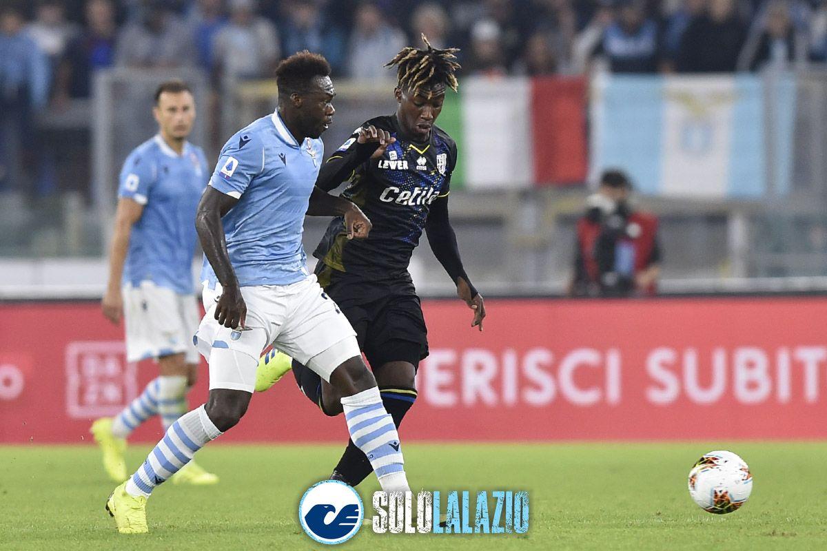 Lazio - Parma, Felipe Caicedo e Karamoh