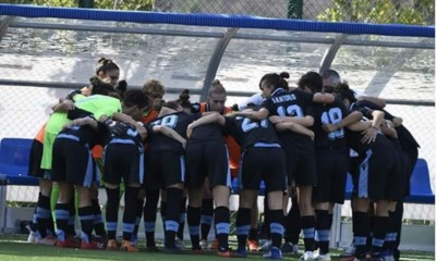 Il calcio femminile in Italia ad un passo dalla sospensione