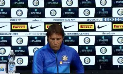 """Conte sul duello contro Lazio e Juve: """"Pensiamo solo a noi stessi"""""""