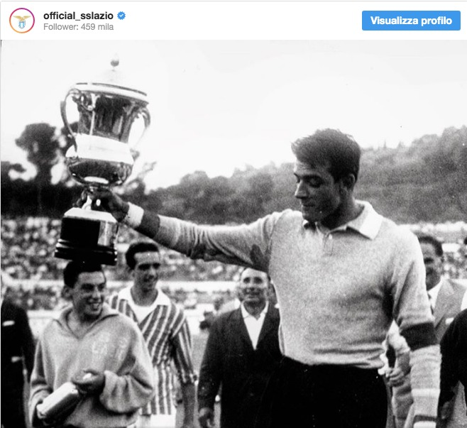 Lazio, Coppa Italia 1958