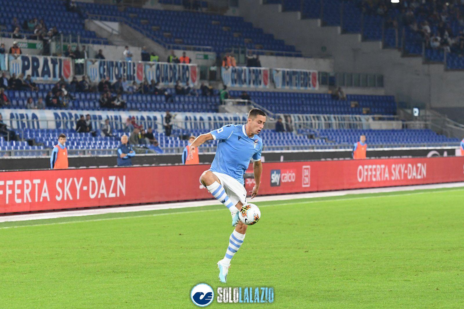 Lazio - Parma, Adam Marusic