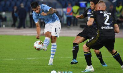 Lazio - Parma, Joaquin Correa