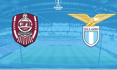 Cluj - Lazio, Europa League