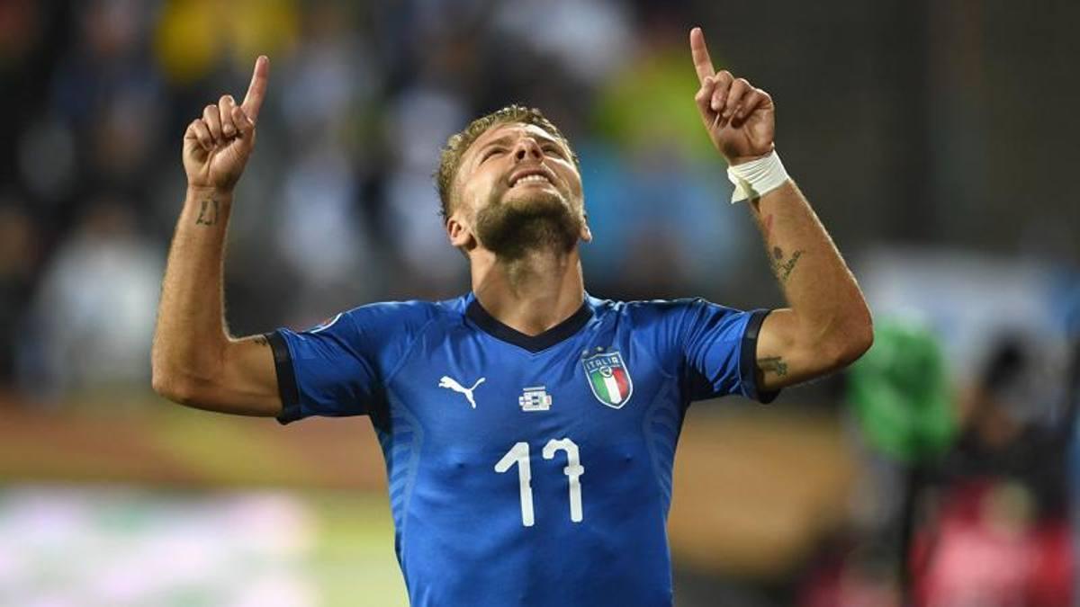Italia - Armenia, goleada pazzesca e punteggio pieno per gli Azzurri