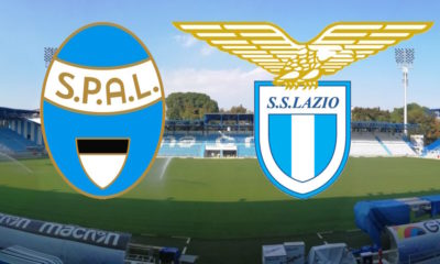 Spal - Lazio, diretta tv