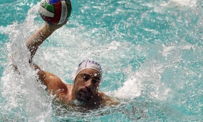 Lazio Nuoto, Matteo Leporale