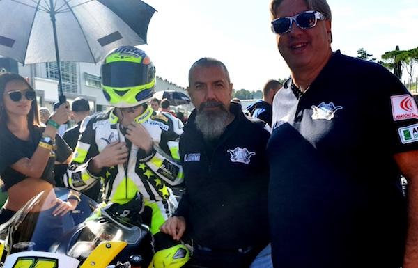 Lazio Motociclismo, campionato italiano velocità