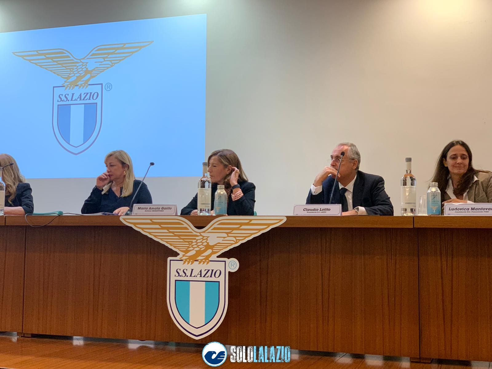 Lazio, presentazione calendari Scuola di formazione