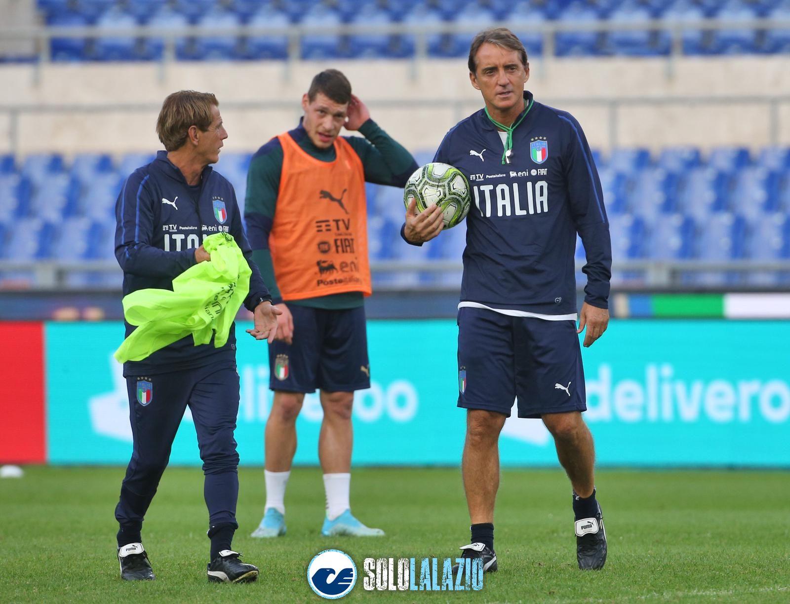 Italia, la Nazionale sfida la Grecia