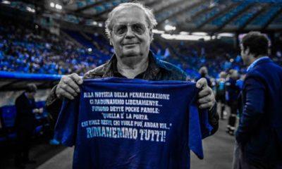 """L'augurio dell'ex Fascetti: """"Lazio, credi nello scudetto"""""""