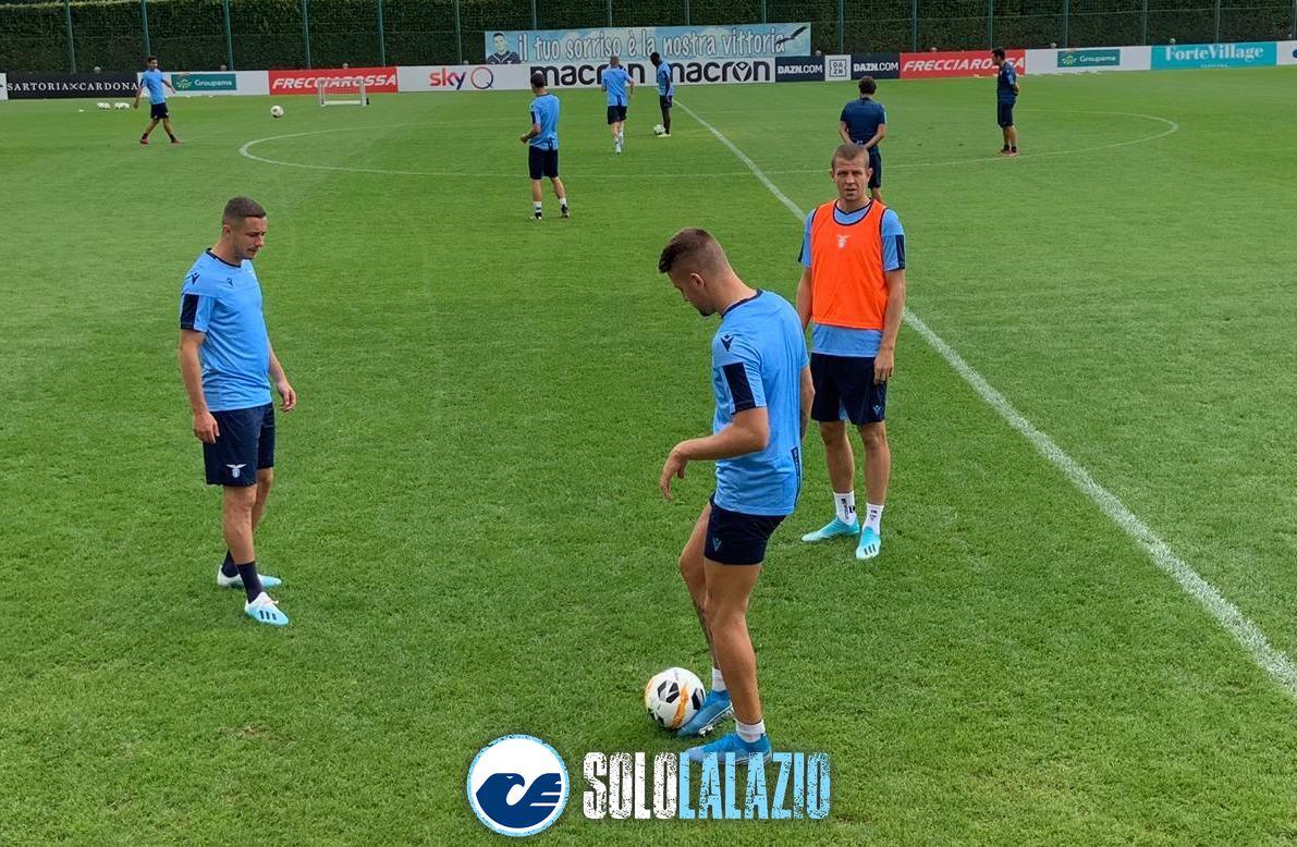 Lazio rifinitura Rennes 3