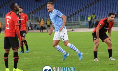Lazio - Rennes, Sergej Milinkovic