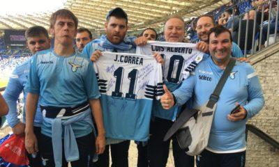 Lazio fo Special all'Olimpico