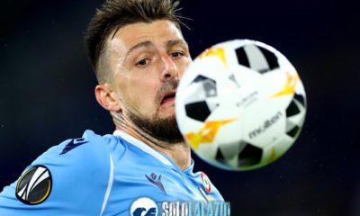 Lazio - Rennes, Francesco Acerbi