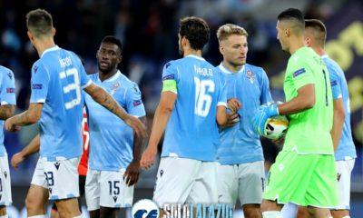 """Rennes - Lazio, Stephan: """"Siamo professionisti e ogni partita è importante"""""""