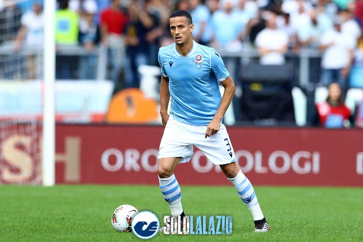 Lazio - Atalanta, Luiz Felipe