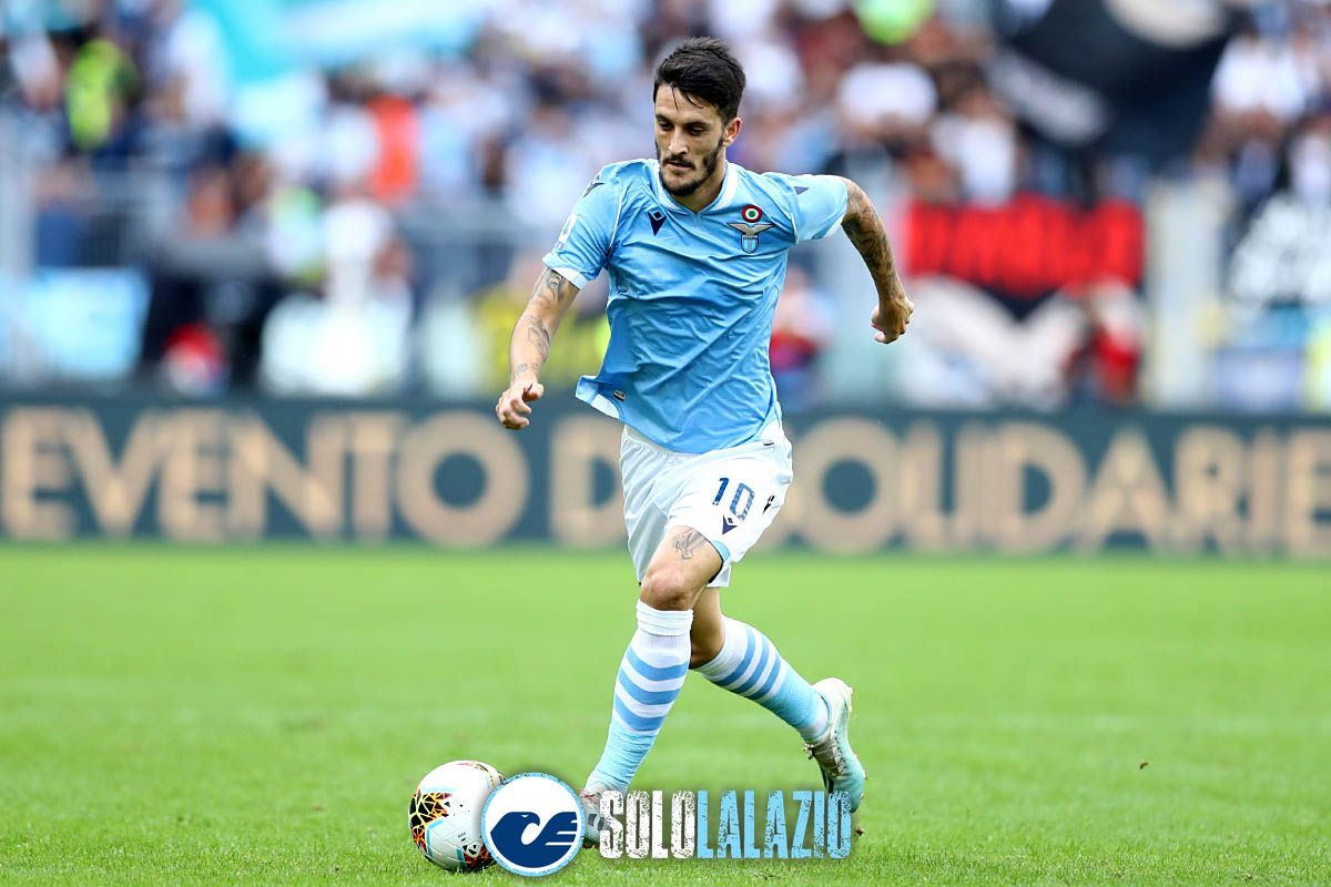 Lazio - Atalanta, Luis Alberto