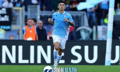 Lazio - Atalanta, Joaquin Correa
