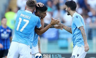 """Fiorentina - Lazio, Correa: """"Quando giochiamo così, è difficile batterci"""""""