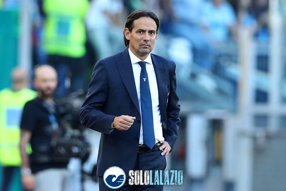 Celtic - Lazio, Simone Inzaghi