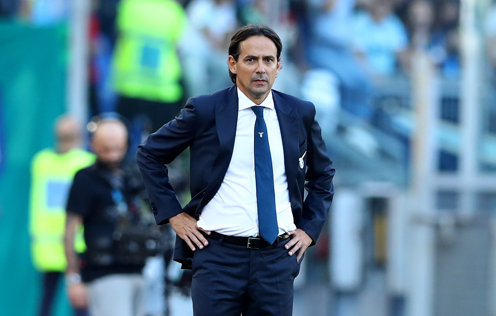 Lazio - Atalanta, Simone Inzaghi