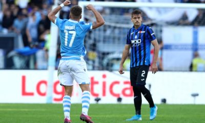 Lazio - Atalanta, Ciro Immobile
