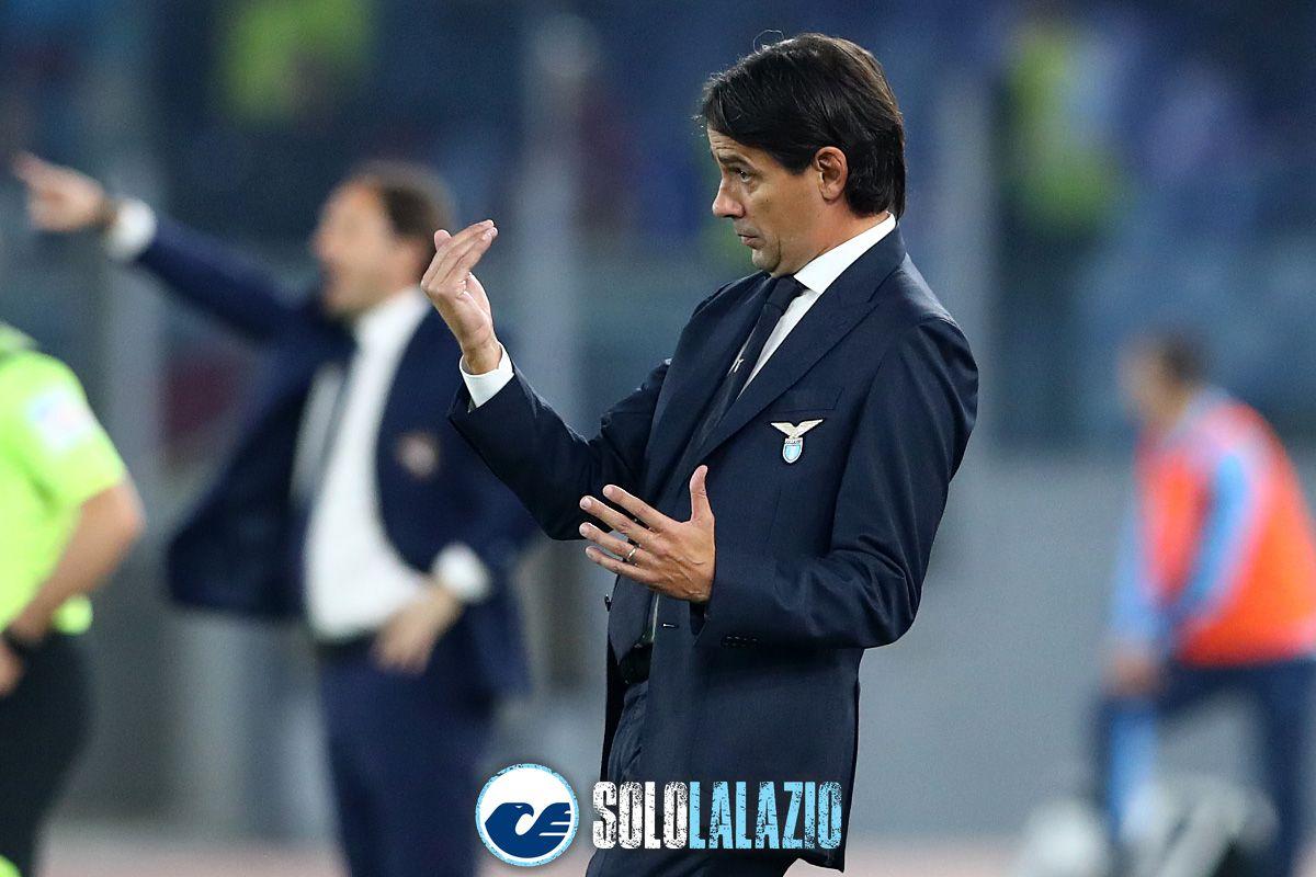 Lazio - Udinese, la conferenza di Inzaghi alla vigilia