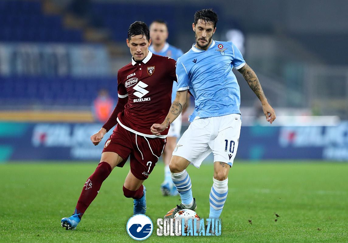 Lazio - Torino, Luis Alberto e Sasa Lukic