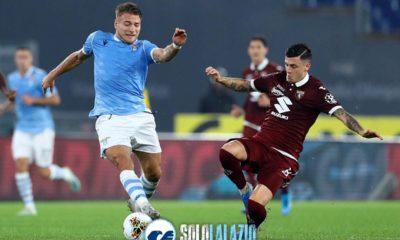Lazio - Torino, Ciro Immobile