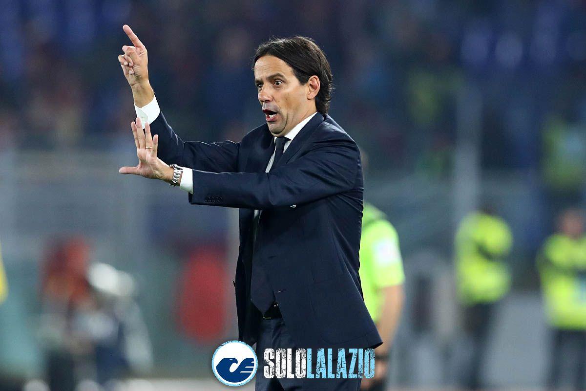 Milan - Lazio, conferenza Simone Inzaghi