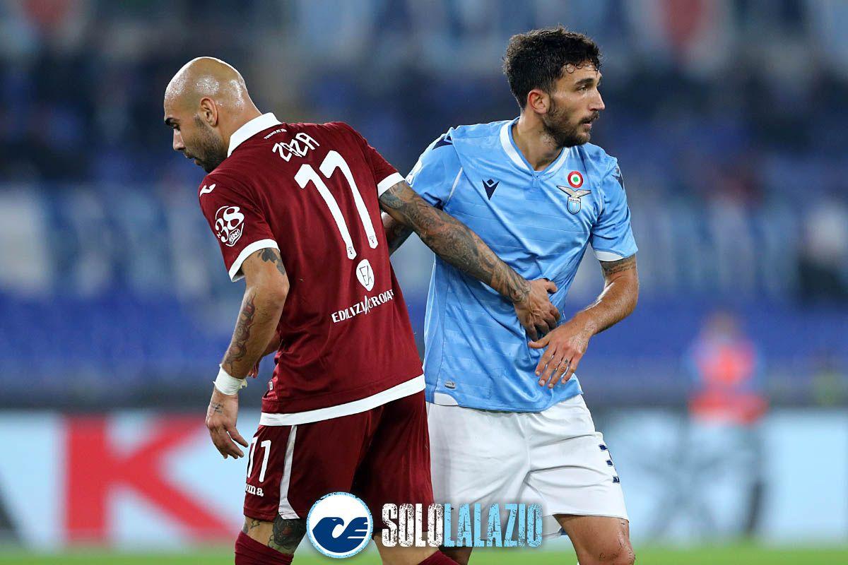 Lazio - Torino, Danilo Cataldi e Simone Zaza