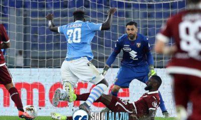 Lazio - Torino, Felipe Caicedo