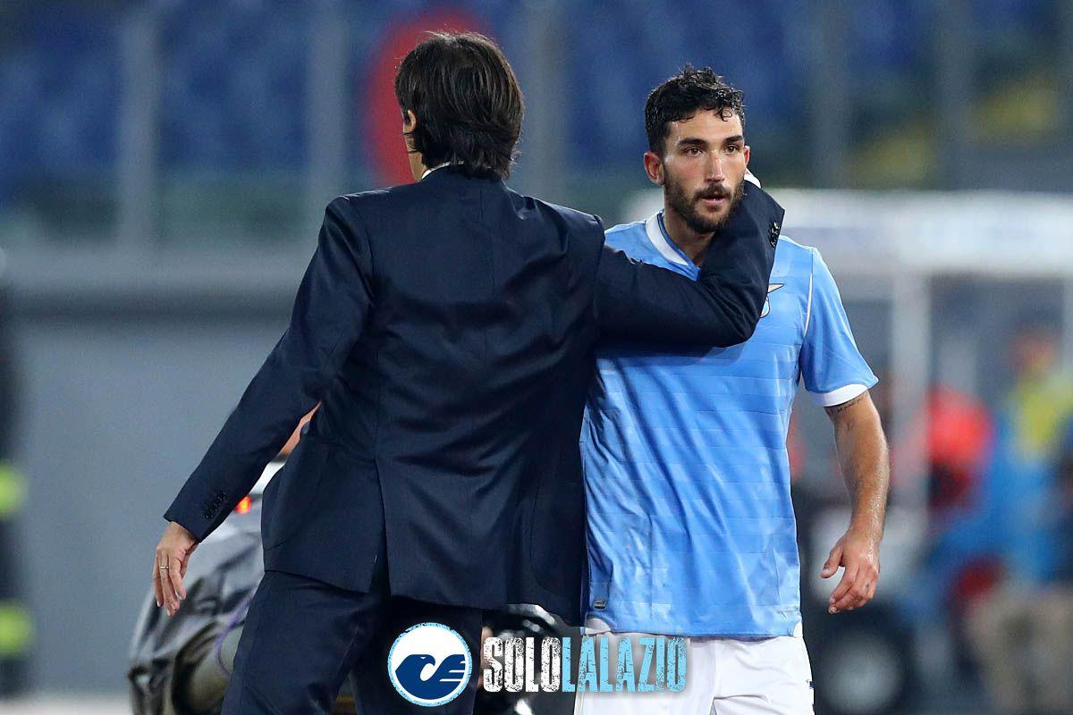 Lazio - Torino, Danilo Cataldi e Simone Inzaghi