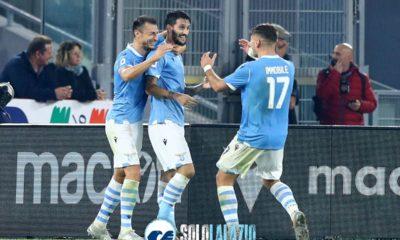 Lazio scatenata sui social: la gioia dei giocatori (FOTO)