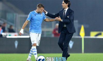 Lazio - Torino, Ciro Immobile e Simone Inzaghi