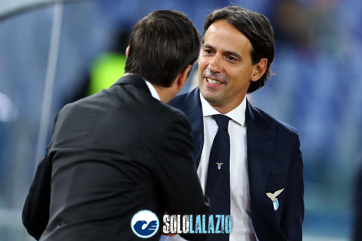 Le pagelle dei quotidiani odierni al mister Simone Inzaghi