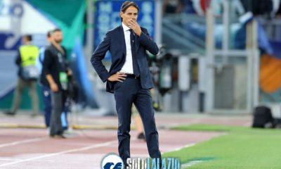 Lazio - Rennes, Simone Inzaghi