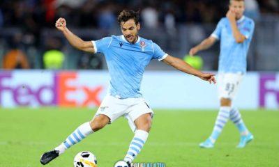 Lazio - Rennes, Marco Parolo