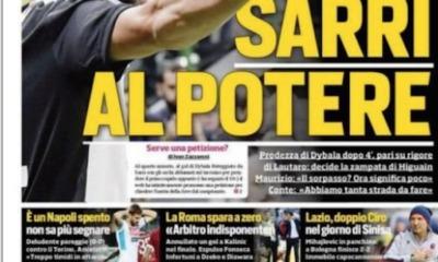 Rassegna stampa, Corriere dello Sport 7 ottobre 2019 - 2