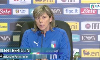 FIGC, #leregoledelgioco: Gigi Donnarumma e il ct Milena Bertolini